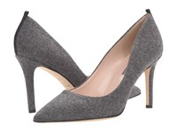 Sarah Jessica Parker Fawn 90Mm Grey Flannel Women's Shoes Gray