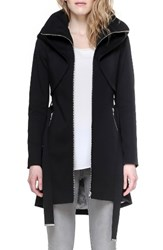 Soia And Kyo Women's Arabella Utility Trench Coat