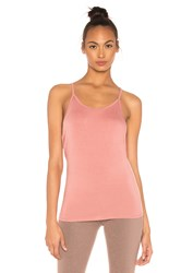 Beyond Yoga Slink It Over Tank Pink