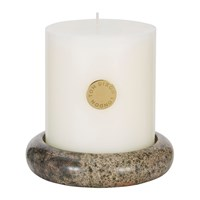 Tom Dixon Stone Pillar Candle Gift Set