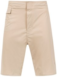 Amir Slama Swim Shorts Nude And Neutrals