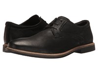 Base London Cannock Black Men's Lace Up Casual Shoes