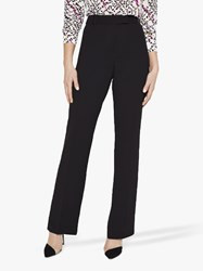 Damsel In A Dress Isabella Straight City Suit Trousers Black