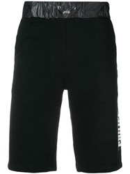 Philipp Plein Original Running Shorts Black