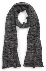 Men's The Rail 'Zig Zag' Knit Scarf