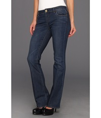 Kut From The Kloth Farrah Baby Bootleg In Whim Whim Women's Jeans Blue