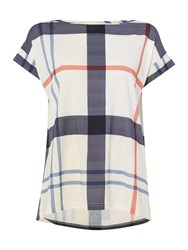 Barbour Lamington Top Multi Coloured Multi Coloured