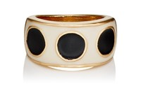 Maison Mayle Kusama Ring Black
