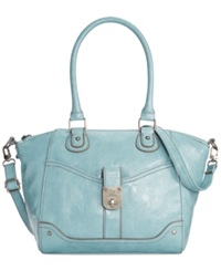 Style And Co. Twistlock Satchel
