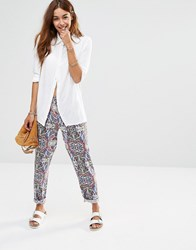 Jdy Tinkerbell Printed Trousers Multi