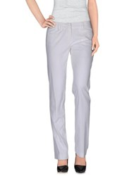 Massimo Rebecchi Trousers Casual Trousers Women White