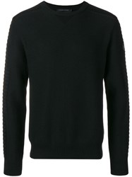 Canada Goose Crewneck Sweater Black