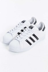Adidas Superstar Foundation Reptile Sneaker White