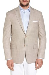 Hart Schaffner Marx Big And Tall Classic Fit Sport Coat Tan
