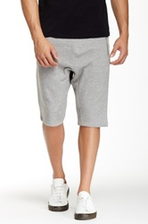 Antique Rivet Austin Jogger Short Gray