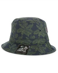 Carhartt Green Palm Tree Bucket Hat
