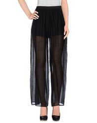 Devotion Trousers Casual Trousers Women Black