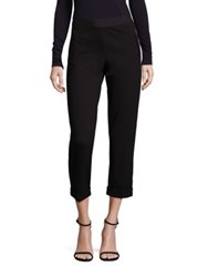Bailey 44 Solid Cropped Pants Black