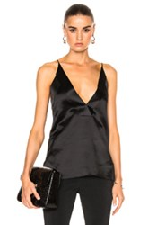 Dion Lee For Fwrd Contour Cami Top In Black