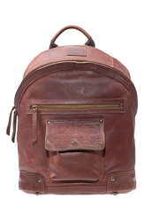 Will Leather Goods 'Silas' Backpack Cognac