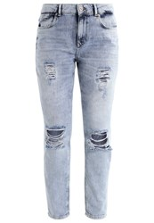 Only Onllima Relaxed Fit Jeans Light Blue Denim Light Blue Denim