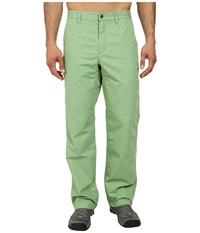 Mountain Khakis Poplin Pant Mint Men's Casual Pants Green