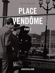 Assouline Place Vendome Grey