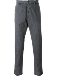 Dolce And Gabbana Classic Chinos Grey