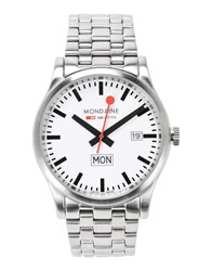 Mondaine Wrist Watches White