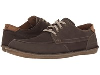 Hush Puppies Arvid Roll Flex Grey Nubuck Men's Lace Up Casual Shoes Gray