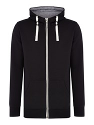 Minimum Men's Hooded Jumper Black