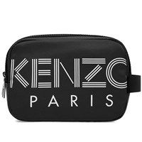 Kenzo Paris Sport Wash Bag Black