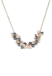 Anna Field Necklace Gold Coloured