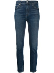 Citizens Of Humanity Harlow Slim Fit Jeans Blue