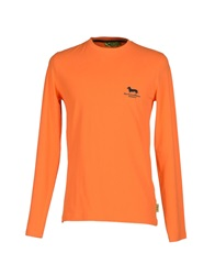 Harmont And Blaine Undershirts Orange