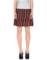 Pepe Jeans Mini Skirts Red