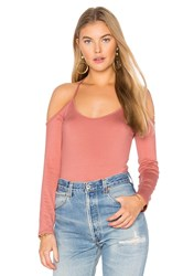Rachel Pally Tati Bodysuit Rose