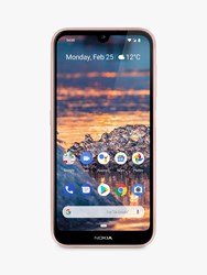 Nokia 4.2 Smartphone Android 5.71 4G Lte Sim Free 3Gb Ram 32Gb Silver Pink