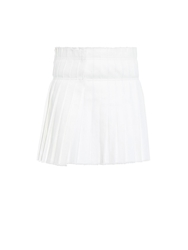 Isabel Marant Kib Pleated Cotton Wrap Skirt