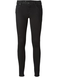 People People 'Naomi' Skinny Jeans Black