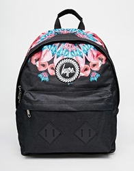 Hype Flamingo Backpack Black