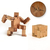 Areaware Cubebot Xlarge Multicolor