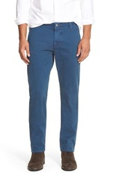 Men's Dockers 'Alpha Khaki Finish' Slim Fit Pants Poseidon Blue