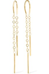 Melissa Joy Manning 14 Karat Gold Earrings