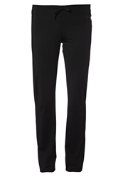 Venice Beach Jazzy Tracksuit Bottoms Black Black Denim