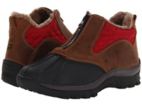 Propet Blizzard Ankle Zip Ruby Women's Cold Weather Boots Red