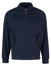 Pier One Summer Jacket Navy Dark Blue