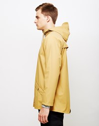 Rains Jacket Tan Green