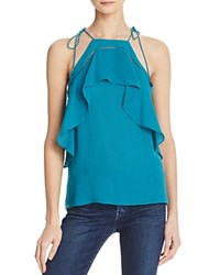 Ella Moss Nete Sleeveless Top Teal