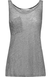 Kain Label Slub Jersey Tank Light Gray